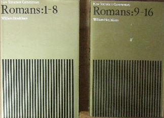 Image for Romans (two volumes).