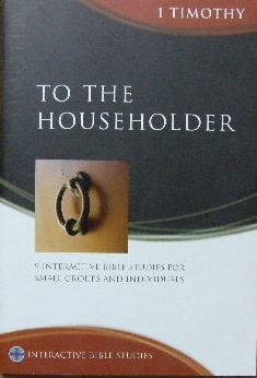Image for To the Householder  1 Timothy