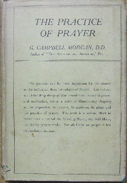Image for The Practice of Prayer.