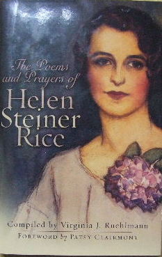 Image for The Poems and Prayers of Helen Steiner Rice  (comp. Virginia J Ruehlmann)