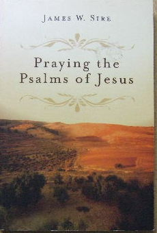 Image for Praying the Psalms of Jesus.