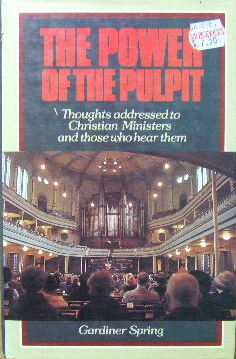 Image for The Power of the Pulpit.