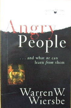 Image for Angry People  and what we  can learn from them