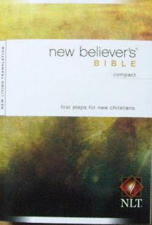 Image for New Believer's Bible (Compact edition)  First steps for new Christians