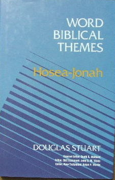 Image for Hosea - Jonah  Word Biblical Themes