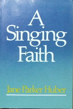 Image for A Singing Faith.