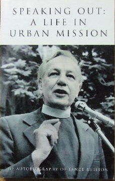 Image for Speaking out: A life in urban ministry  The autobiography of Lance Shilton (Library of Australian Christian biography)