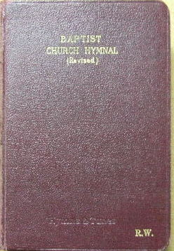 Image for Baptist Church Hymnal (Revised).