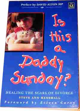Image for Is This A Daddy Sunday?  Healing the Scars of Divorce