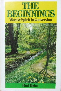 Image for The Beginnings. Word & Spirit in Conversion.