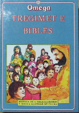 Image for Tregimet E Bibles.