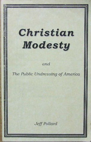Image for Christian Modesty and the public undressing of America.