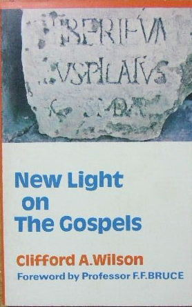 Image for New Light on the Gospels.