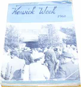 Image for The Keswick Week 1960.