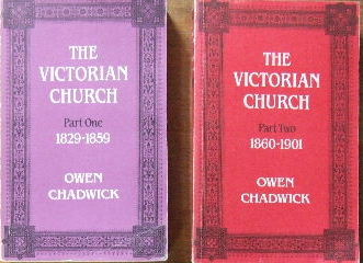 Image for The Victorian Church  An Ecclesiastical History of England