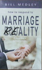 Image for How to respond to Marriage reality in Australia's current debate.