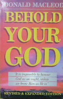 Image for Behold Your God.