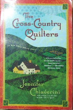 Image for The Cross-Country Quilters  (an Elm Creek Quilts novel)