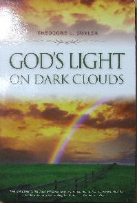 Image for God's Light on Dark Clouds.