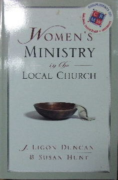 Image for Women's Ministry in the Local Church.