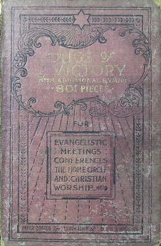 Image for Songs of Victory (harmony edition)  A collection of hymns and solos for evangelistic meetings, christian worship, conferences, and the home circle