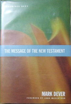 Image for The Message of the New Testament.