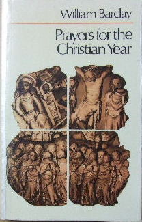 Image for Prayers for the Christian Year.