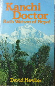 Image for Kanchi Doctor  Ruth Watson of Nepal