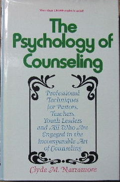 Image for The Psychology of Counseling.