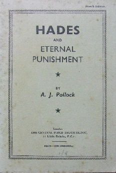 Image for Hades and Eternal Punishment.