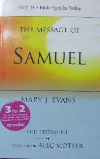 Image for The Message of Samuel  Personalities, potential, politics and power
