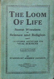 Image for The Loom of Life.  Some wonders of Science and Religion
