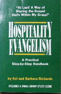 Image for Hospitality Evangelism .. A Practical Step by Step Handbook.