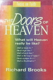 Image for The Doors of Heaven  What Will Heaven Really Be Like?