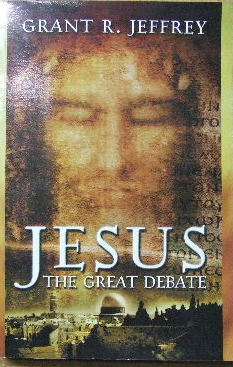 Image for Jesus: The Great Debate.