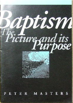 Image for Baptism - the picture and its purpose.
