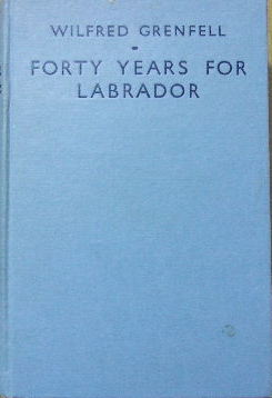 Image for Forty Years for Labrador.
