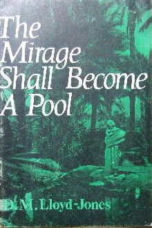 Image for The Mirage shall become a Pool  Exposition of Isaiah 35:7