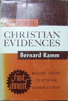 Image for Protestant Christian Evidences  A Textbook of the Evidence of the Truthfulness of the Christian Faith for Conservative Protestants