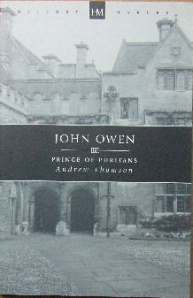 Image for John Owen. Prince of Puritans.