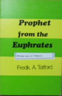 Image for Prophet from the Euphrates  Balaam and his parables