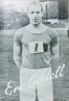 Image for Eric Liddell.  The making of an athlete and the training of a missionary