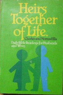 Image for Heirs Together of Life  Daily Bible Readings for Husbands and Wives