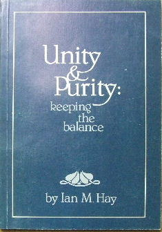 Image for Unity & Purity: Keeping The Balance.