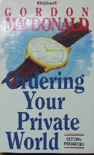 Image for Ordering Your Private World.