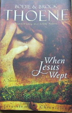 Image for When Jesus Wept - a novel.