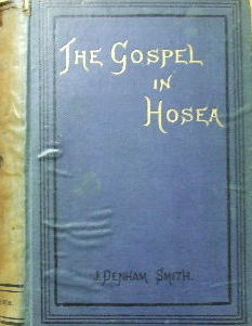 Image for The Gospel in Hosea.
