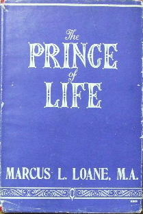 Image for The Prince of Life.