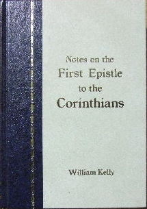Image for Notes on the First Epistle to the Corinthians.