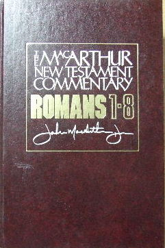 Image for Romans 1 - 8  The MacArthur New Testament Commentary